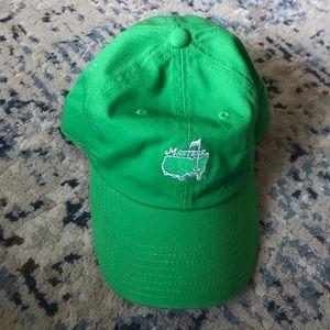 NWOT Masters hat